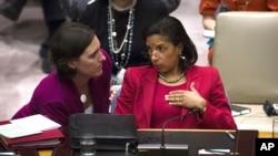 La embajadora de EE.UU. ante las Naciones Unidas, Susan Rice, testificó ante la Cámara de Representantes por atentado en Bengasi.