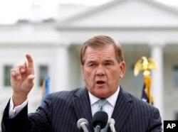 Экс-министр внутренней безопасности США, республиканец Том Ридж