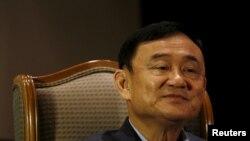 ထုိင္း၀န္ႀကီးခ်ဳပ္ေဟာင္း Thaksin Shinawatra