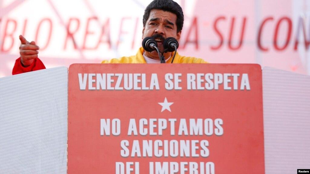 Agarren su visa y se la metan por.....(venezuela se respeta ...