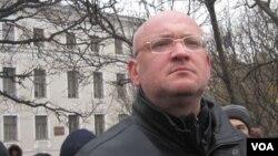 Депутат Законодательного собрания СПб Максим Резник