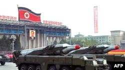 Iran cho biết đã nhận được phi đạn BM-25 của Bắc Triều Tiên