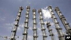 ایران کی ایک جوہری تنصیب