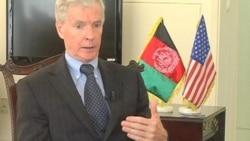 US Ambassador Promises Not to Abandon Afghanistan