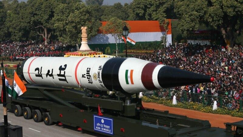 بھارت کا بین البراعظمی  بیلسٹک میزائل کا کامیاب تجربہ