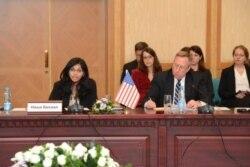 Toshkent-Vashington: Yangi yil, yangi umidlar, Malik Mansur