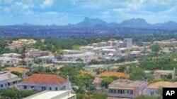 Vista de Nampula