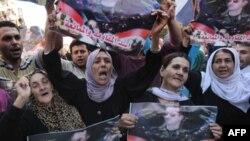 BMT insan haqları komitəsi Suriyanı pislədi