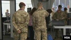 Con số binh sĩ bổ sung nâng số quân triển khai bảo vệ Olympic của Anh lên tới 18.200 người.