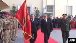"""Njësia luftuese shqiptare """"Shqiponja 1"""" kthehet nga Afganistani"""