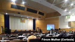 Apresentação do relatório, Maputo