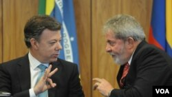 Brasil se negó en varias ocasiones a calificar a las FARC como grupo terrorista.
