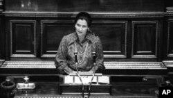 خانم ویل نقش برجسته ای در تصویب قانون «سقط جنین» در فرانسه داشت.