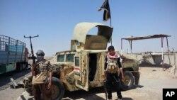 Các phần tử chủ chiến Nhà Nước Hồi giáo đã chiếm nhiều khu vực rộng lớn ở Iraq và Syria.