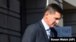 Michael Flynn pred okružnim sudom SAD, AP Photo/Susan Walsh