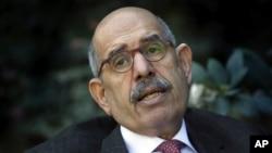 Muhammet ElBaradei