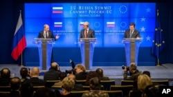 Саммит «ЕС – Россия»