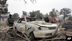 阿富汗安全威脅仍然嚴峻。