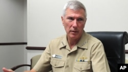 Đô đốc Samuel Locklear, Tư lệnh Bộ Chỉ huy Thái Bình Dương của Hoa Kỳ