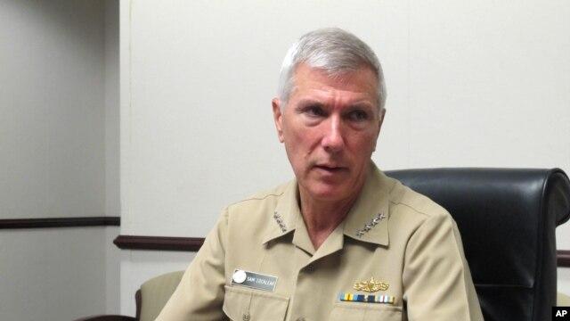 Đô đốc Samuel Locklear, Tư lệnh Bộ Chỉ huy Thái Bình Dương của Mỹ