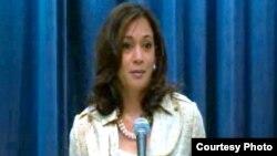 Jaksa Agung California, Karmala Harris (foto: dok).