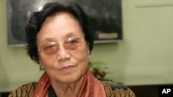 Bản thông báo ngưng hoạt động Quỹ Văn Hóa Phan Châu Trinh được bà Nguyễn Thị Bình ký ngày 20 tháng 2 năm 2019.