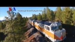 ثنا - ایک پاکستانی.Grand Canyon Railway Trip