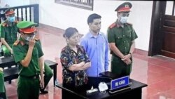 Điểm tin ngày 6/5/2021 - Nhà hoạt động đất đai Cấn Thị Thêu và con trai bị tuyên án 16 năm tù