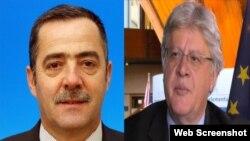 Sezar Florin Predanı və Stefan Şennak