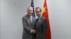 蒂勒森在波恩會見中國外長