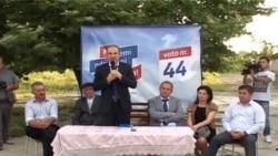Fushata zgjedhore në Lezhë