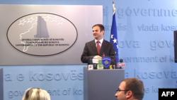 """Zv/kryeministri Kuçi: """"Kam telashe me EULEX-in"""" rreth veriut të Kosovës"""