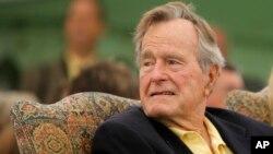 Джордж Г. В. Буш, 29 вересня 2011 року