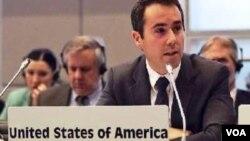 ԵԱՀԿ-ի մշտական խորհրդում Միացյալ Նահանգների ներկայացուցիչ, դեսպան Դենիել Բայեր (արխիվային լուսանկար)