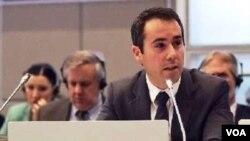 ABŞ-ın ATƏT-də nümayəndəsi Daniel Baer