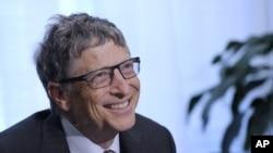 Dünyanın ən zəngin adamı, Microsoft şirkətinin təsisçisi Bill Geyts