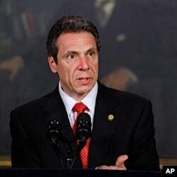 Ο κυβερνήτης της Νέας Υόρκης Andrew Cuomo