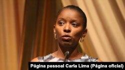 Cabo Verde precisa de consolidar a liberdade de imprensa, diz Carla Lima