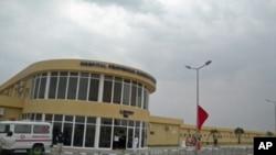 Hospital Pediátrico, Namibe, Angola