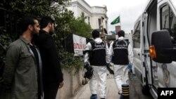Investigadores turcos ingresaron el miércoles 17 de octubre de 2018 enla residencia del cónsul saudí en Estambul en medio de investigación por la desaparición del periodista Jamal Khashoggi.