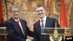 Kryeministri Berisha viziton Malin e Zi