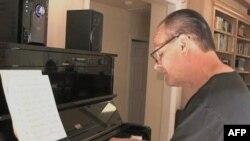 Konrad Pope përmes muzikës tregon historinë e artistes Merlin Monro