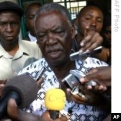 Main opposition Patriotic Front (PF) leader, Michael Sata
