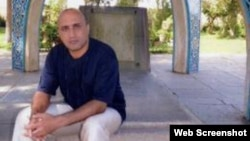 Undated photo of Iranian blogger Sattar Beheshti posted on the Iranian opposition website Kaleme.com. (photo credit: www.kaleme.com)