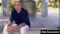 ایرانی بلاگر ستار بہشتی