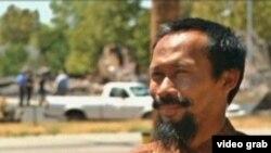 Imam Lahmuddin, asal Indonesia, adalah Imam Masjid di Joplin, Missouri (foto: ABC News).