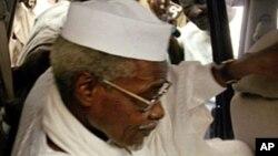 L'ancien président tchadien Hissène Habré (Archives)