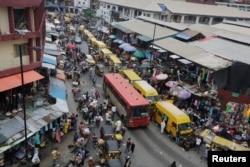 لاگوس نیجریه در فهرست امن ترین شهرهای جهان در سال ۲۰۱۹، در رتبه آخر قرار گرفت