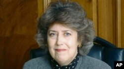 Eliza Manningham-Buller, former head of Britain's domestic intelligence service MI5 (file photo)