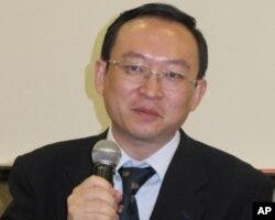 支持刘晓波的余杰在北京被软禁(资料照片)